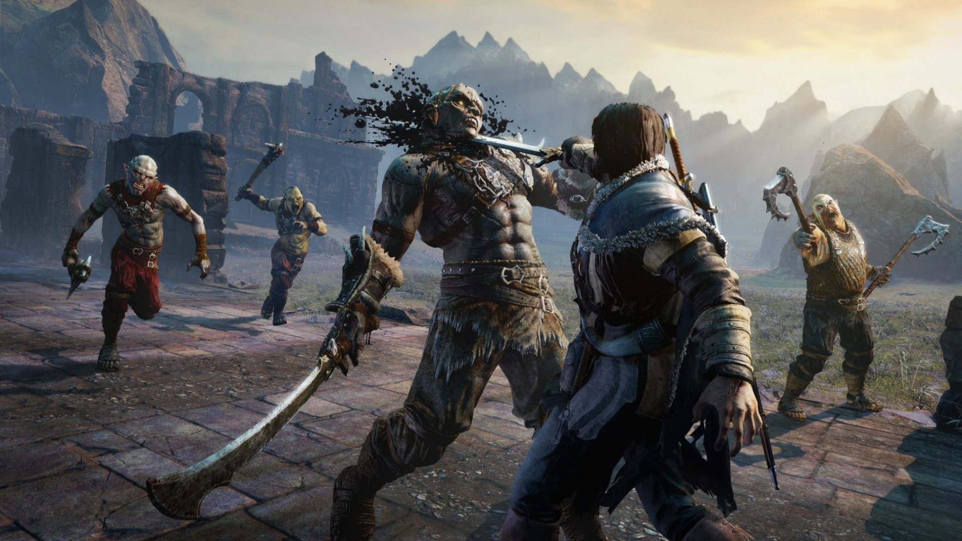 shadow-of-mordor-fighting