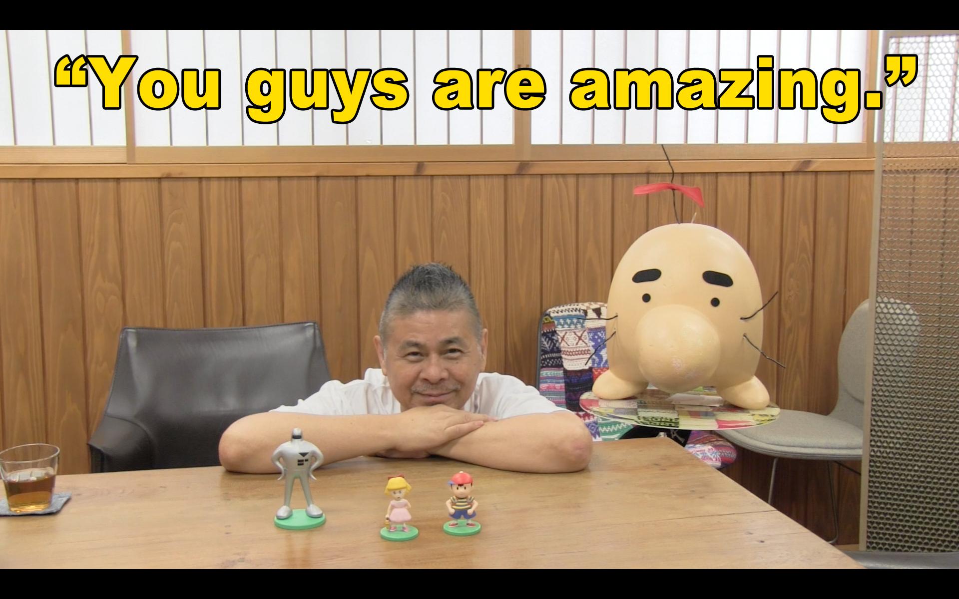 Camp Fangamer Itoi Keynote