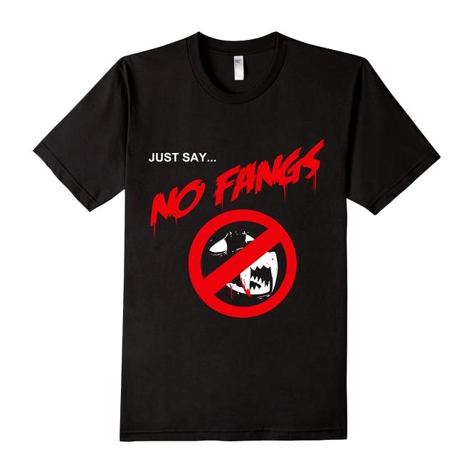 no fangs