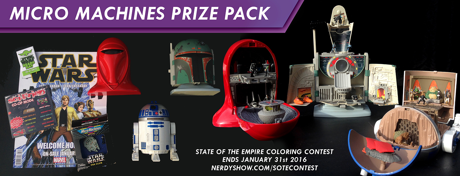 micromachines prize pack