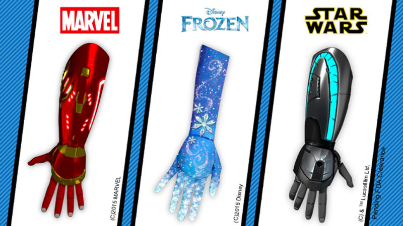 top 20 nerdy things 2015 prosthetics