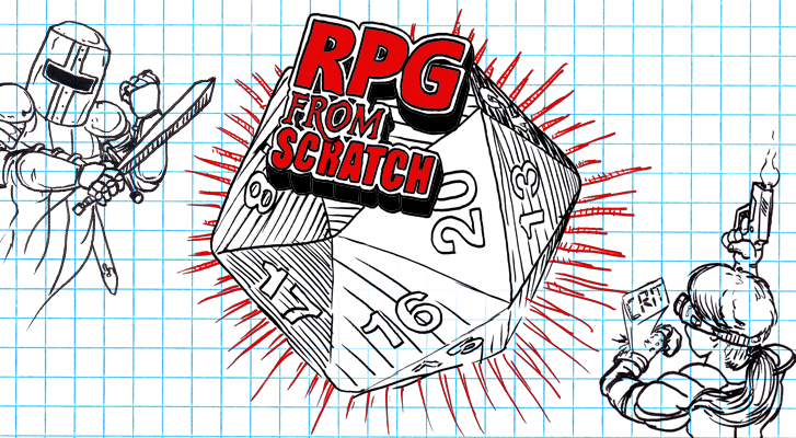 rpg from scratch banner