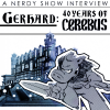 Nerdy Show Interview: 40 Years of Cerebus the Aardvark with Gerhard
