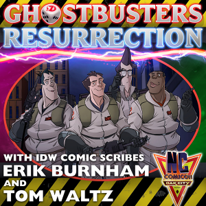 Erik Burnham Tom Waltz IDW Ghostbusters RPG